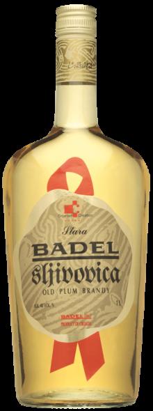 Badel Sljivovica 1lt