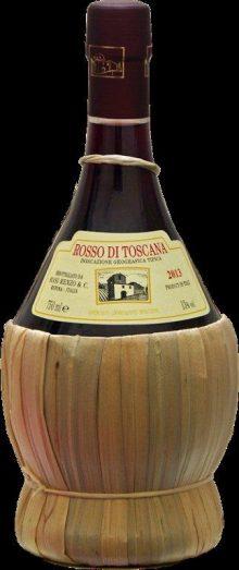 Fiasco Rosso Di Toscana 750ml