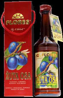 Flores Zuta Osa 700ml