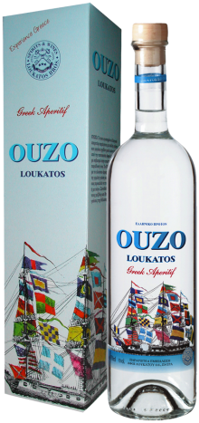 Loukatos Ouzo 700ml