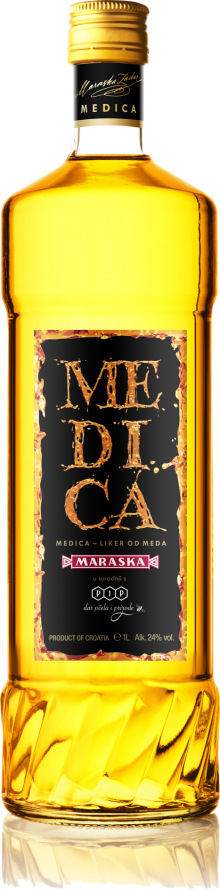 Maraska Medica Honey Liqueur 1lt