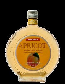 Maraska Apricot Liqueur 750ml