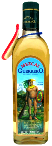 Mezcal Guerrero Tequila 700ml