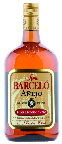Ron Barcelo Anejo Rum 750ml