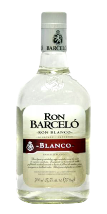 Ron Barcelo Blanco Rum 750ml