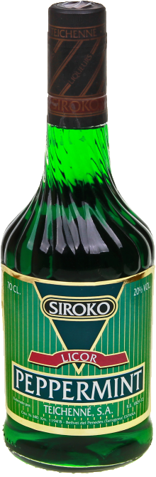 Siroko Peppermint Liqueur 700ml