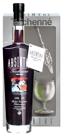 Teichenne Absinthe Black Gift Pack 500ml