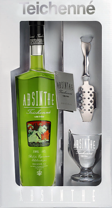 Teichenne Absinthe Green Gift Pack 500ml