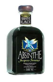 Jacques Senaux Absinthe Black 700ml