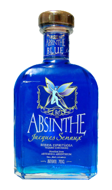 Jacques Senaux Absinthe Blue 700ml