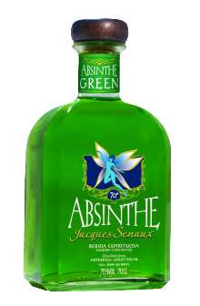 Jacques Senaux Absinthe Green 700ml