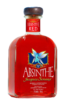 Jacques Senaux Absinthe Red 700ml