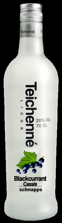 Teichenne Schnapps Blackcurrant 700ml