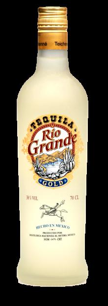 Tequila Rio Grande Gold 700ml
