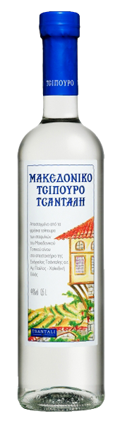 Makedonikos Tsipouro 200ml