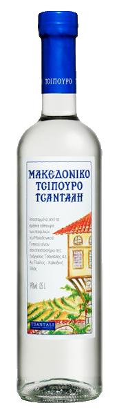 Makedonikos Tsipouro 200ml