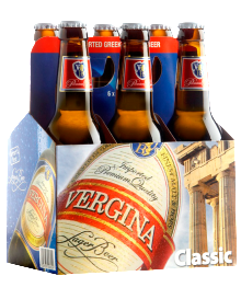 Vergina Beer - 6 Pack 330ml