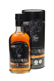 Black Bull 12yo Scotch Whisky 700ml