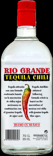 Rio Grande Chili Tequila 700ml