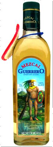 Mezcal Guerrero Tequila 50ml