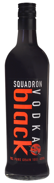 Squadron Vodka Black 700ml