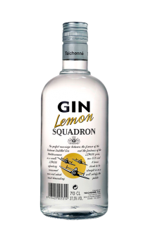 Squadron Gin Lemon 700ml