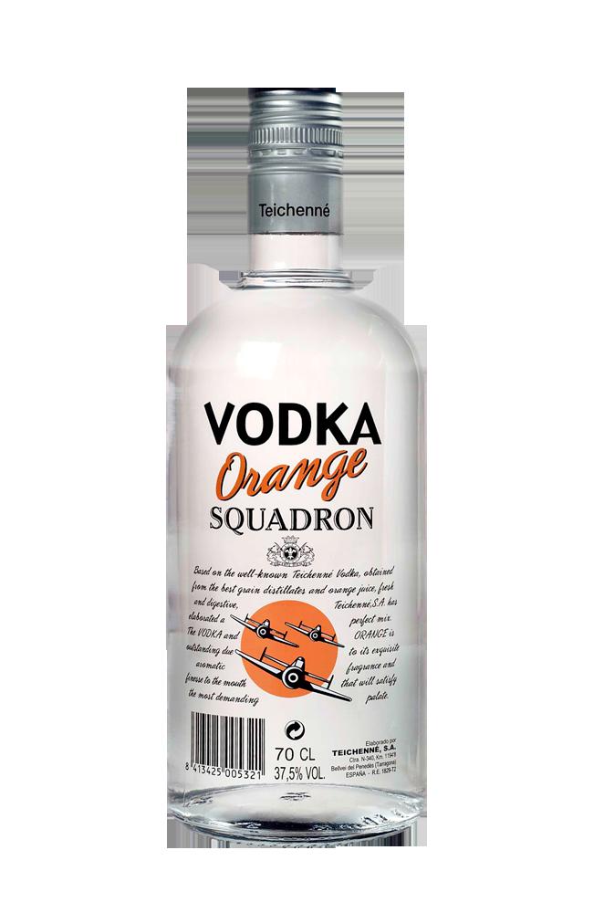 Squadron Vodka Orange