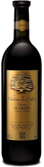 Domaine Wardy Chateau Les Cedres 750ml
