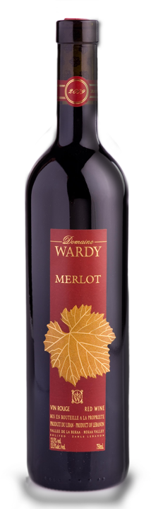 Domaine Wardy Merlot 750ml