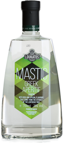 Loukatos Mastic Greek Aperitif 700ml