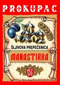 Manastirka LABEL