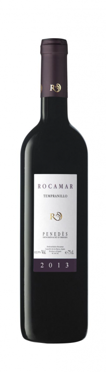 ROCAMAR TEMPRANILLO 750ml