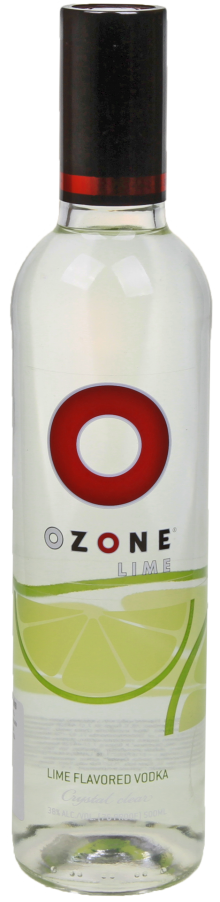 Ozone Lime Vodka 500ml
