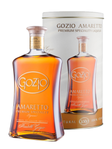 Amaretto Gozio Gift Box 700ml