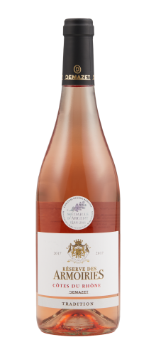 Reserve Des Armoiries Rose 2017 750ml