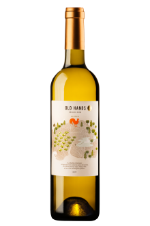 Old Hands Organic Wine Blanco 2017 750ml