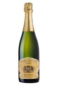 Castell de Ribes Brut Nature 750ml