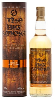 The Big Smoke 46 Islay Malt Scotch Whisky