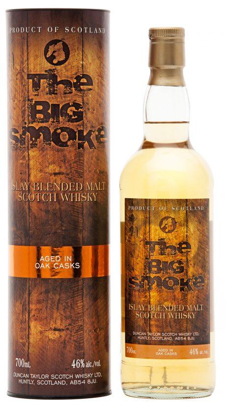 The Big Smoke 46 Islay Malt Scotch Whisky