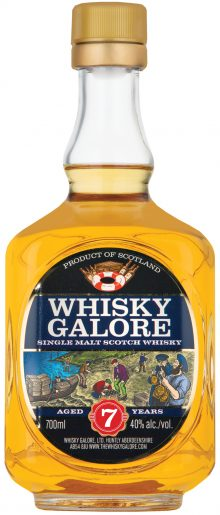 Whisky Galore Scotch Whisky