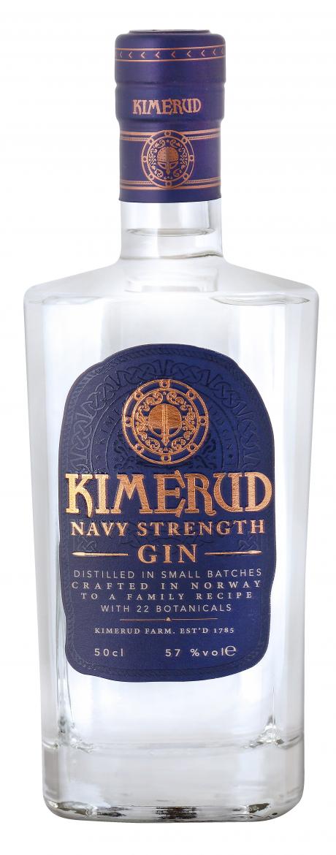 Kimerud Navy Strength Gin